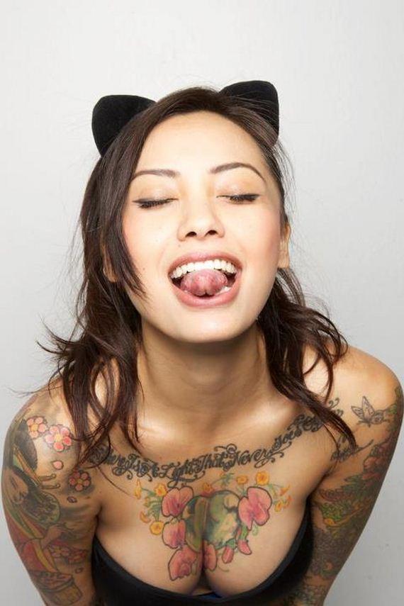 Levy Tran Nude Photos 22